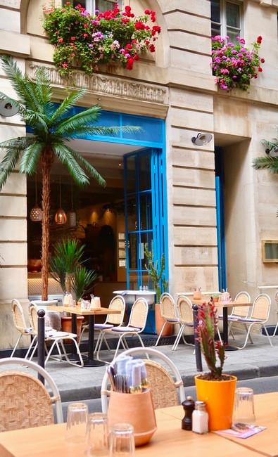 The Cali Sisters Restaurant Paris