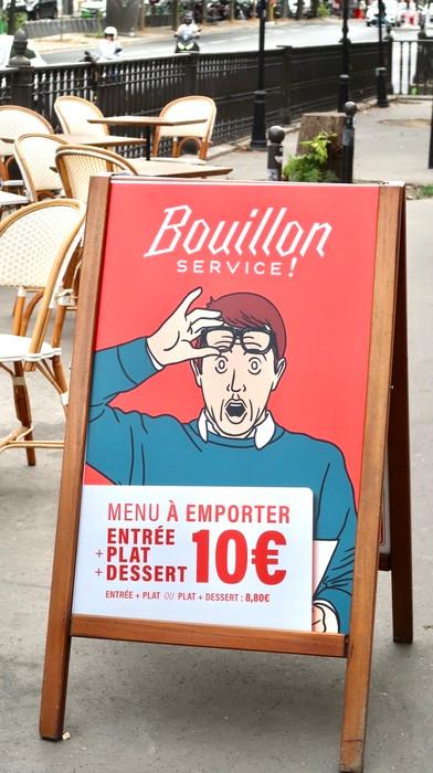 Bouillon Pigalle Paris Temple Republique