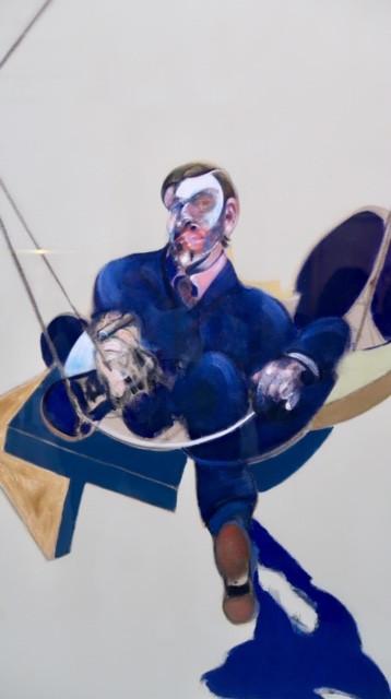Exposition Francis Bacon à Pompidou