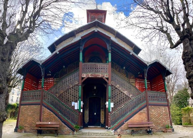 Eglise Saint-Serge de Radonège