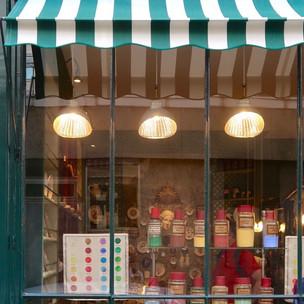 La boutique de décoration de Marin Montagut