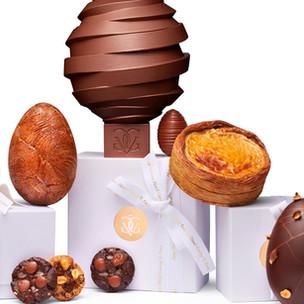 1,2,3 Chocolat ! Le pop up store spécial Pâques de Michael Bartocetti au Four Seasons George V