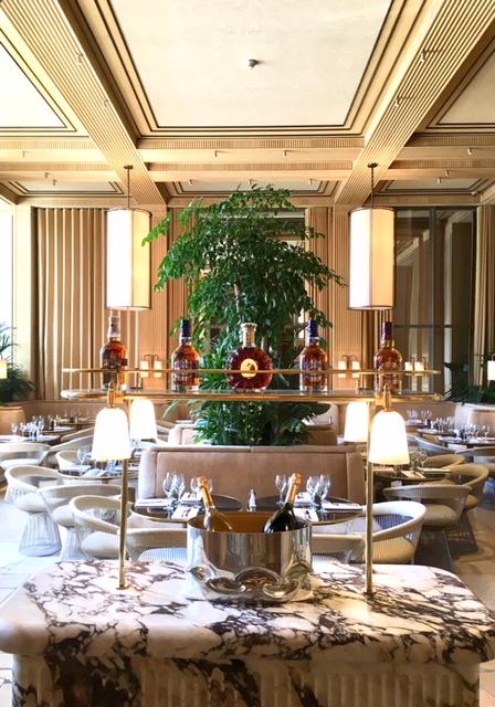 Restaurant Girafe au Trocadero