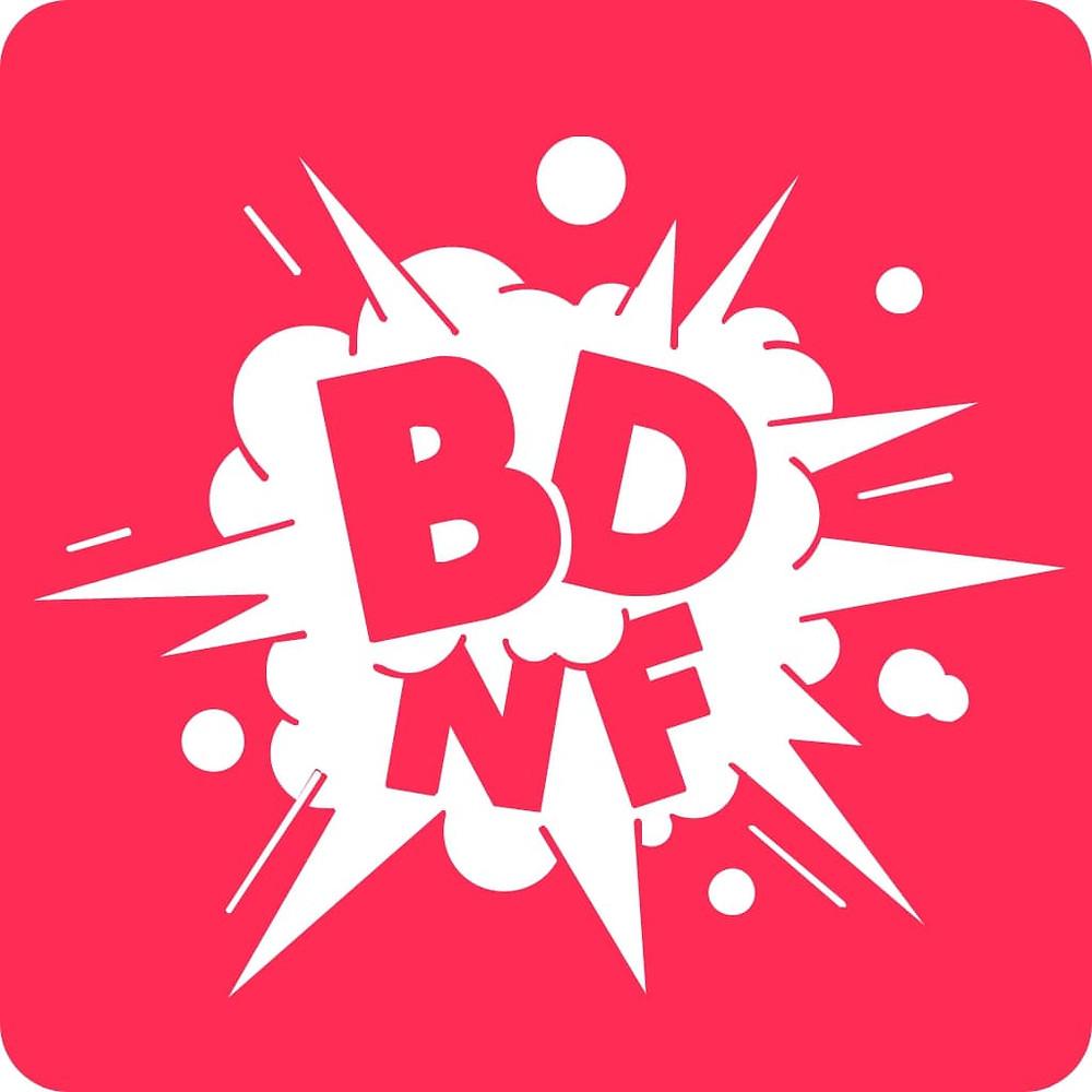 Application BDNF la fabrique à BD