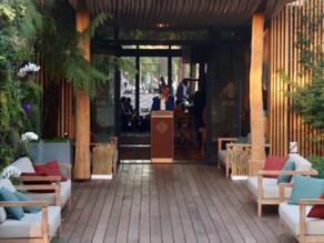 Norbert Tarayre présente Splash, son restaurant en bord de Seine à Asnières