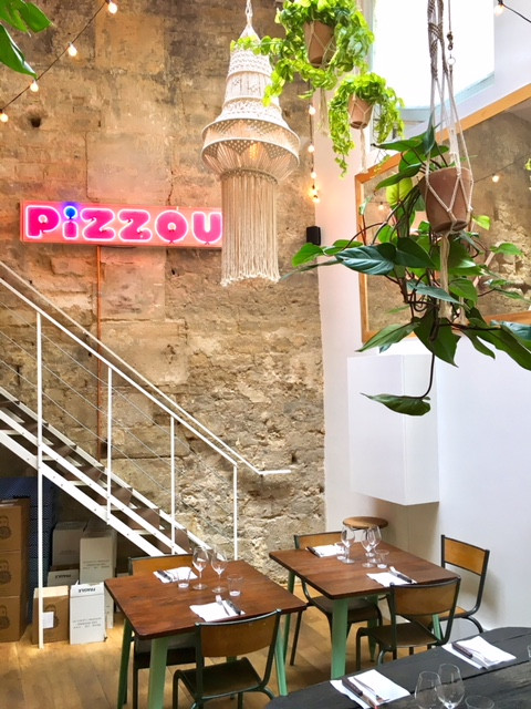 Pizzou pizza made in france
