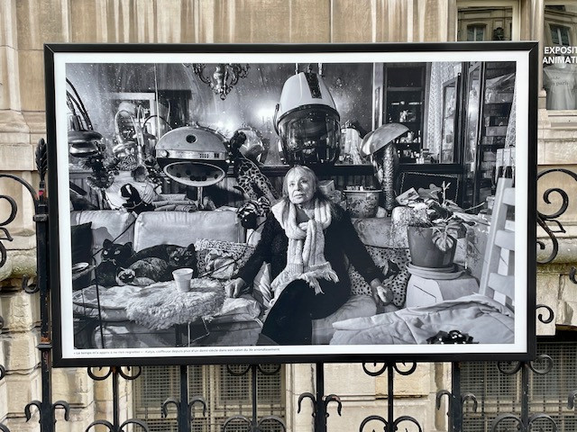 exposition photo nikos aliagas Paris