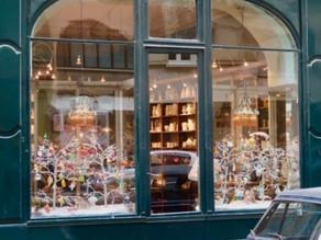 La boutique de décoration Astier de Villatte
