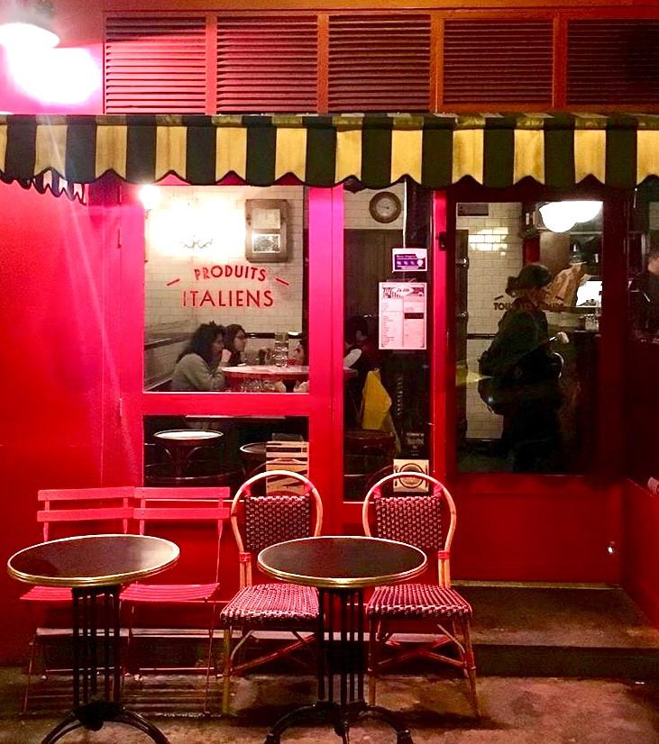 Moonshiner bastille bar