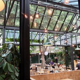 Fulgurances : un nouveau restaurant à l'Entrepôt dans le 14e arrondissement