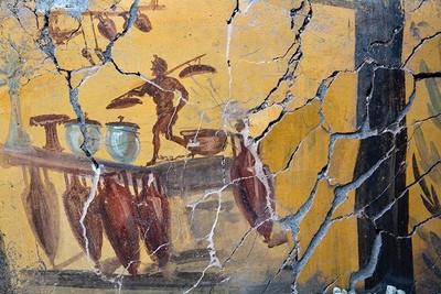 Exposition Pompei au Grand Palais Paris