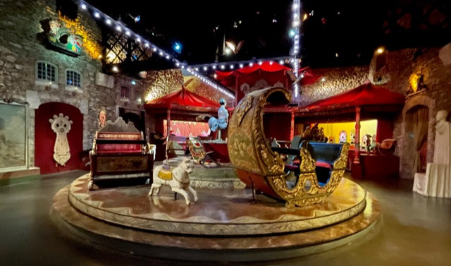 Musee des arts forains Bercy