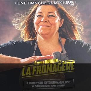 Covid : les commerçants d'Odéon et de Passy à l'affiche des cinémas du quartier