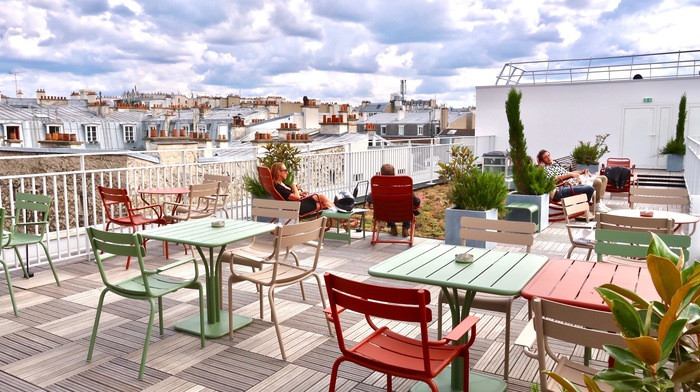 Hotel le grand quartier Paris