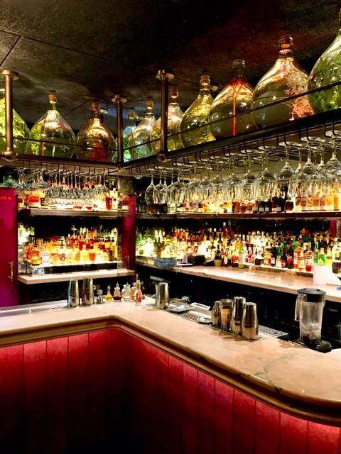 Le bar No Entry speakeasy paris