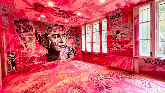 Colors festival Street Art Paris