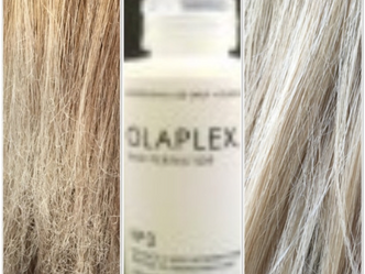 Olaplex: Damaged Hair's Best Friend