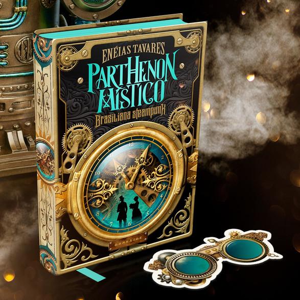 Parthenon Místico (DarkSide Books)