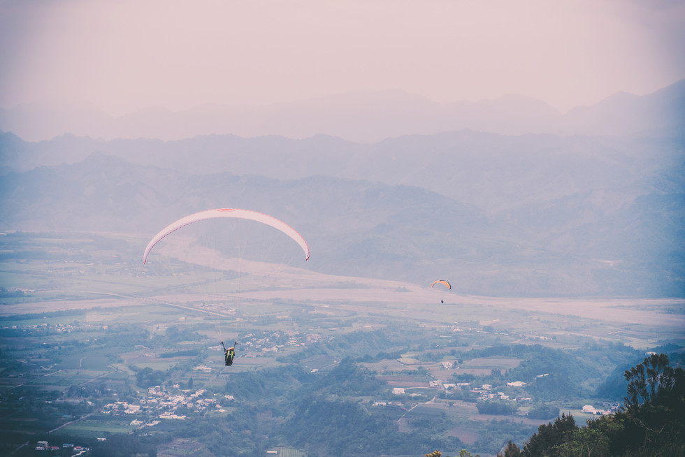 Day 4, Paragliding