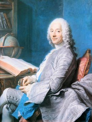 Maurice-Quentin de La Tour (1704-1788). Retrato de Duval de L'Epinoy, França, 1745. Pastel. 119,5 x 92,8 cm.