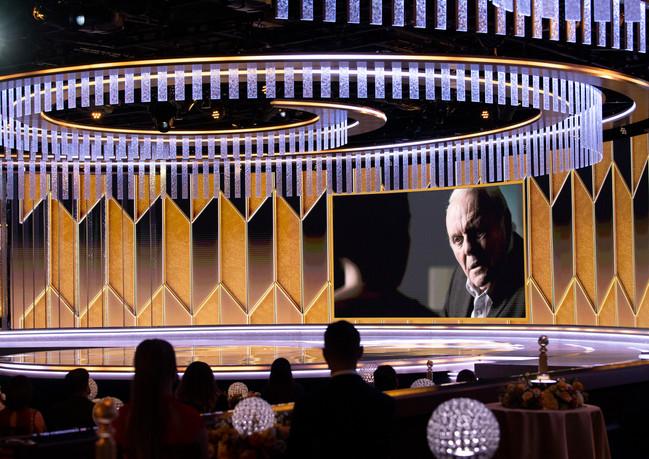 O 78th Annual Golden Globe Awards no Beverly Hilton, em Beverly Hills, CA.  Fotografia:HFPA Photographer