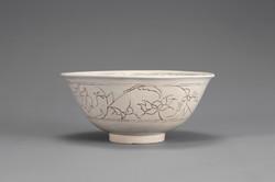 Taça de porcelana