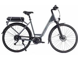 Bicicleta BRINKE Elysee Matte Grey T50M