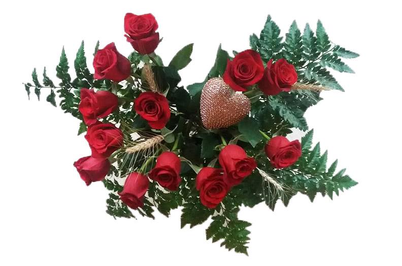 Flores Coração