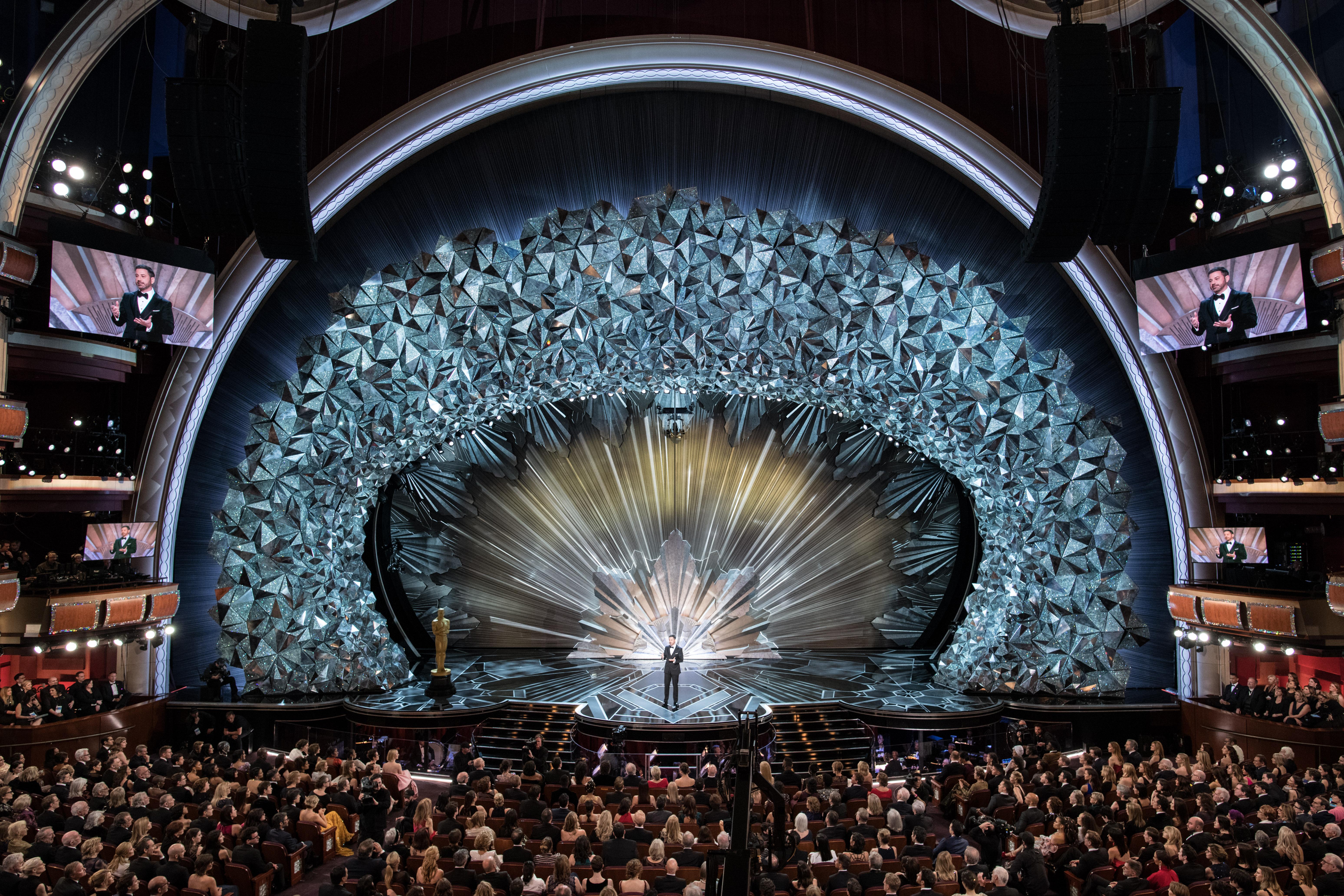 90.ª Cerimónia dos Óscares