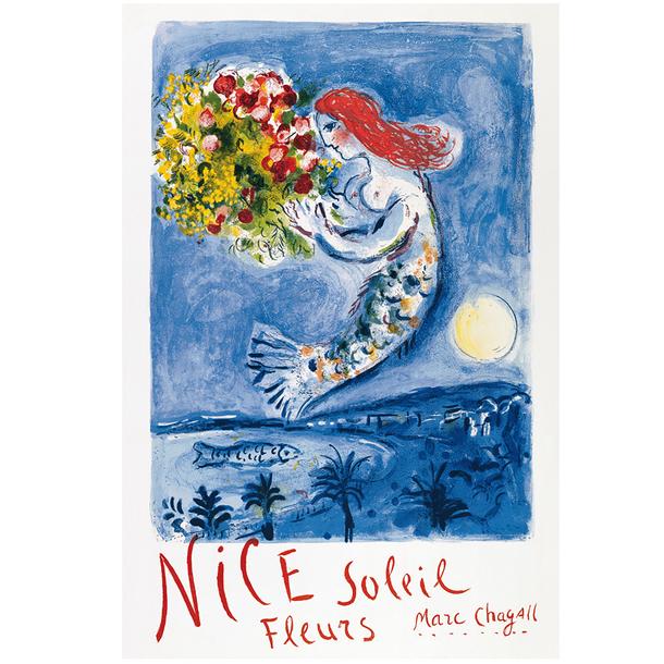 Cartaz Chagall