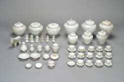 Conjunto de objectos funerários