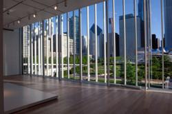 "Art Institute of Chicago e o ""Modern Wing"""