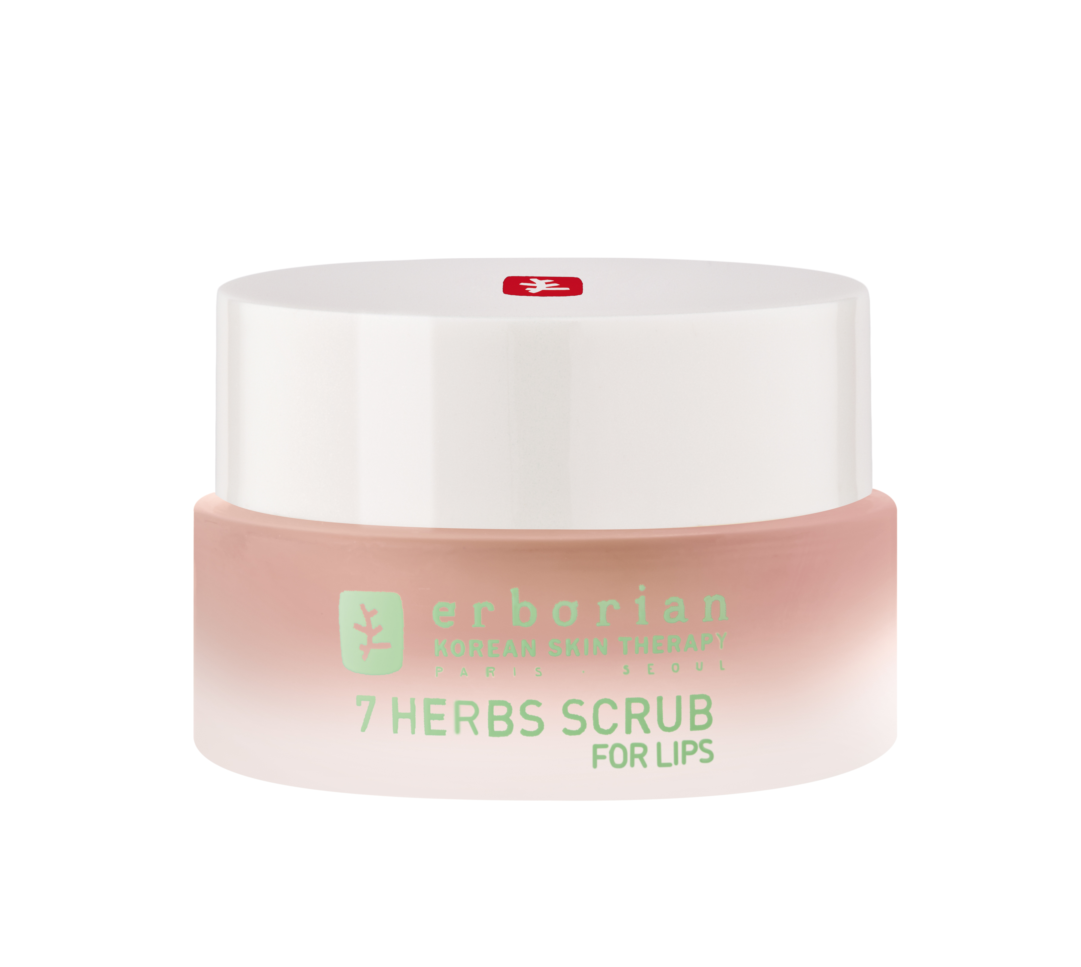 F1_7 HERBS SCRUB FOR LIPS 7ML PACK PRIMAIRE 6AA10214