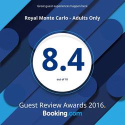 Booking,com ( Royal )