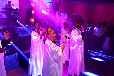 gospel orchestre