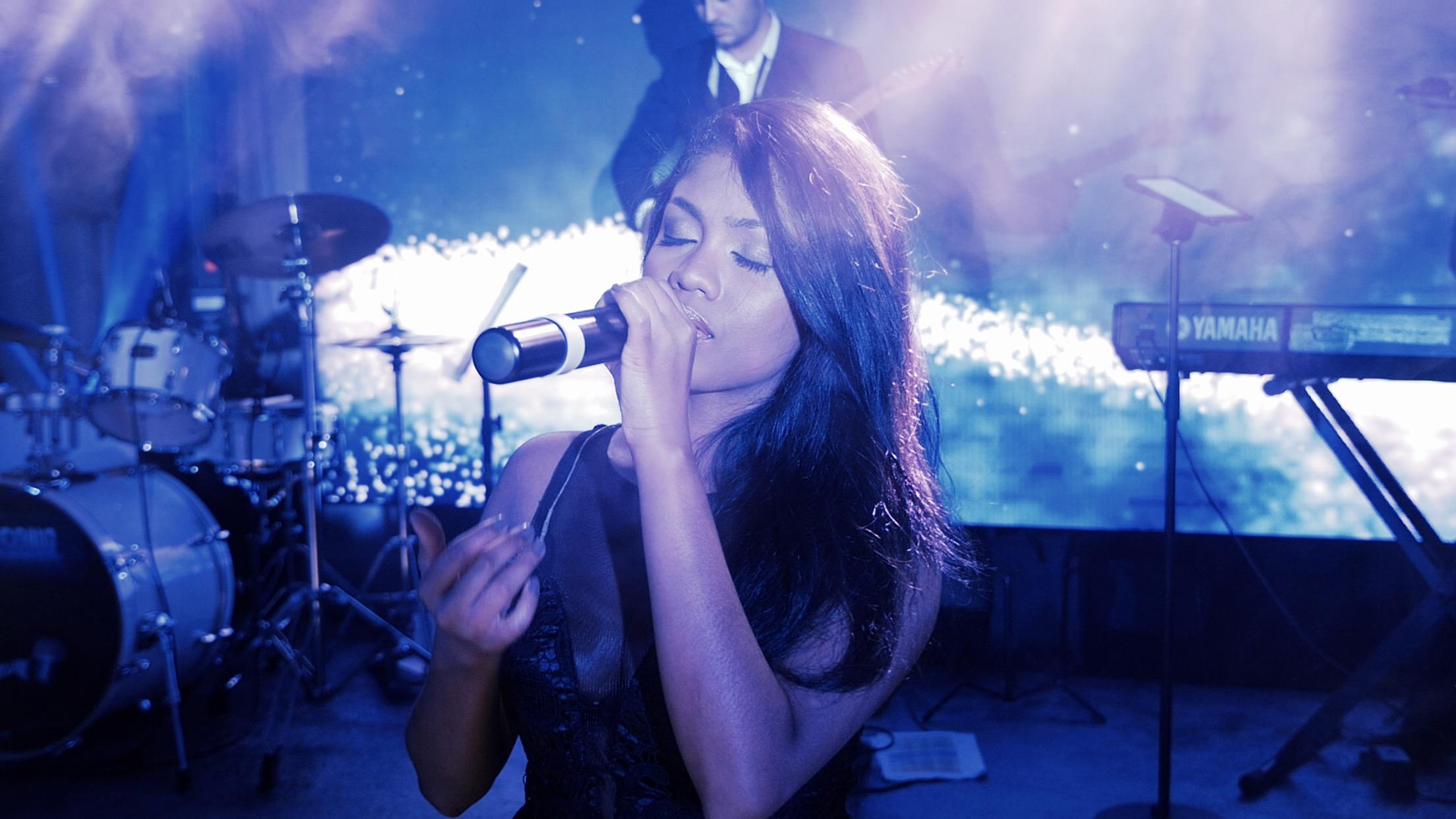 chanteuse pour mariage