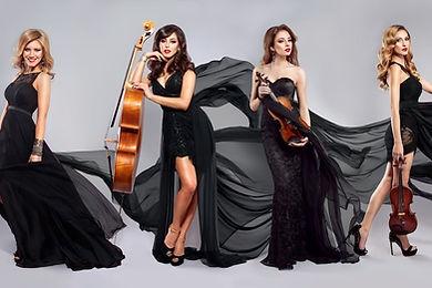 show violons