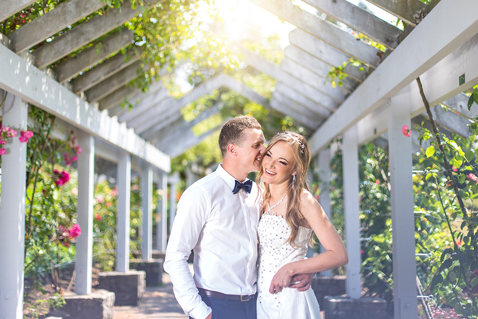 Awesome wedding in Vancouver, BC