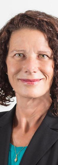 Corporate website female headshot
