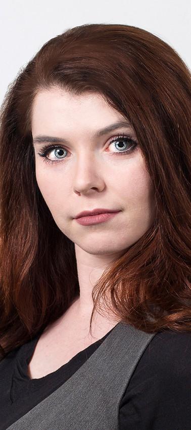 Actress professional headshot