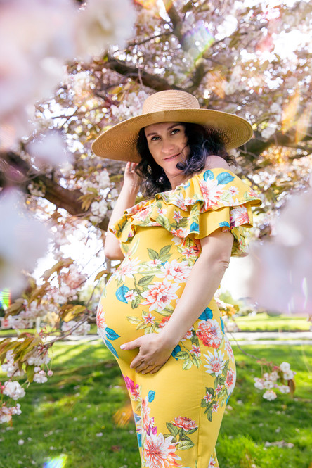 Lifestyle Maternity Photosession