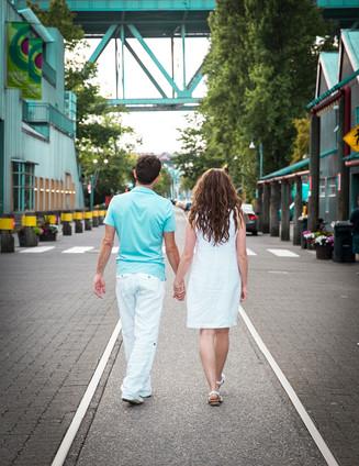 Couple lifestyle photo