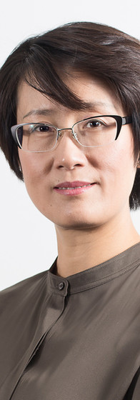 Headshot of a female senior executive