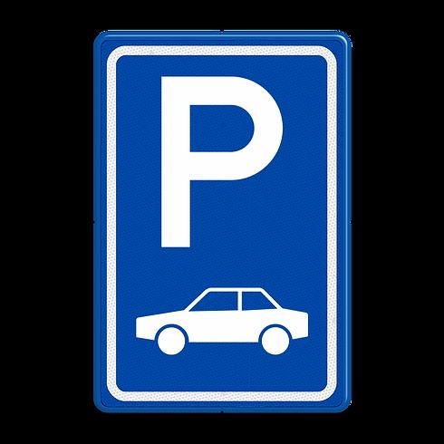 verkeersbord-rvv-e08-parkeerplaats-autos