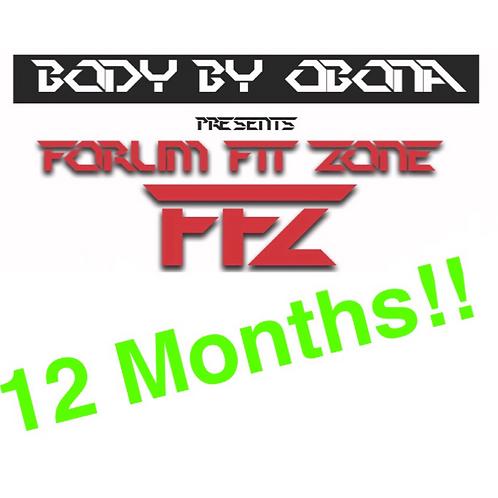 FFZ class (12 months)