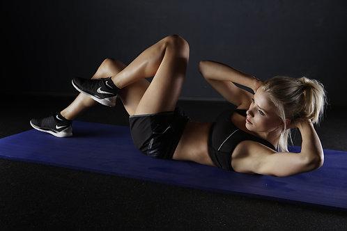 *Option E* (Meal plan / Gym Regimen)