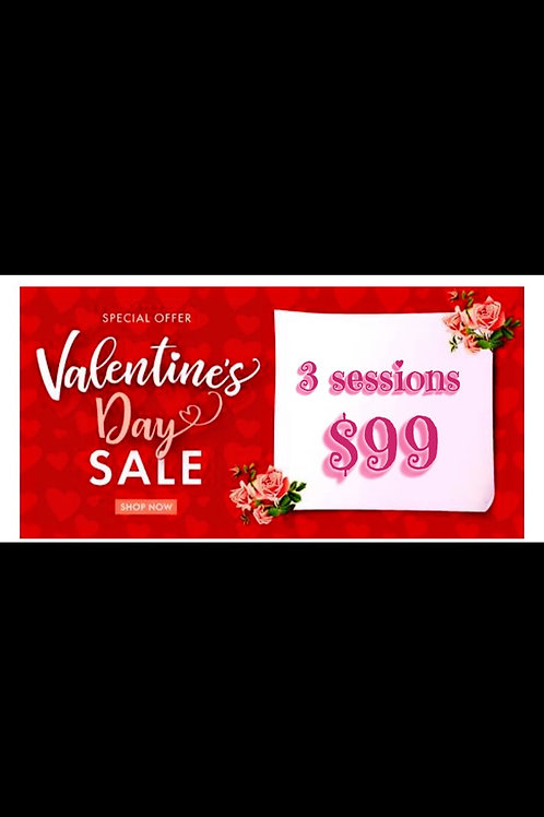 Online Training (Vday special)