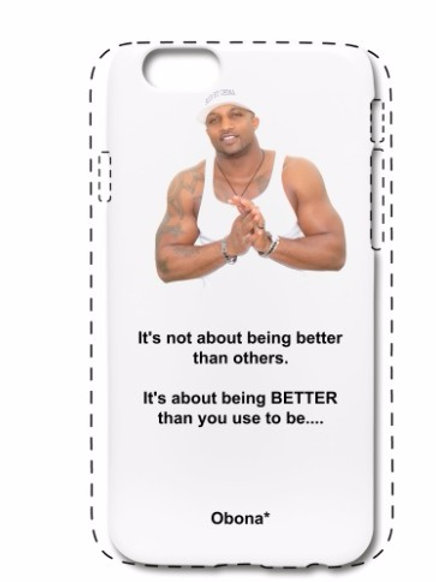 Iphone Case - Better than you use to be