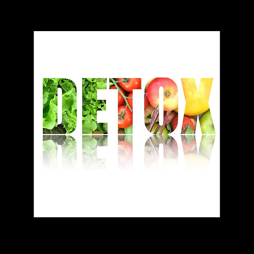 Detox &  workout plan
