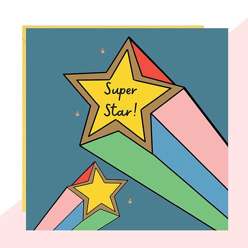 Super Star! Card